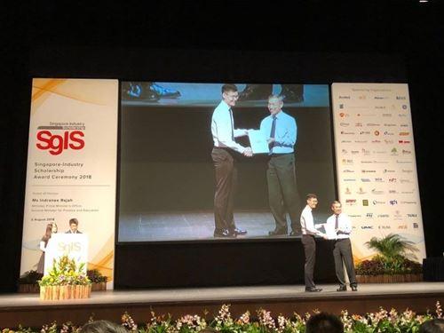 Singapore scholarship