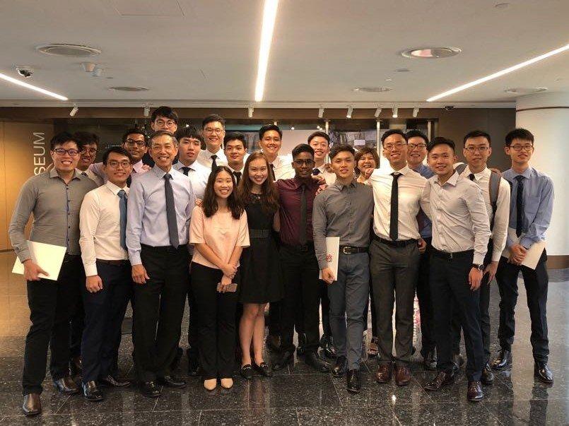 Singapore scholarship 2